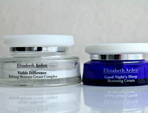 Elizabeth Arden Creams and Lip Balm