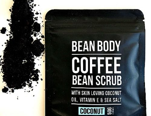 Bean Body Coffee Bean Scrub