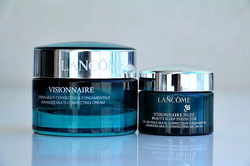 Lancome Visionnaire Cream Set