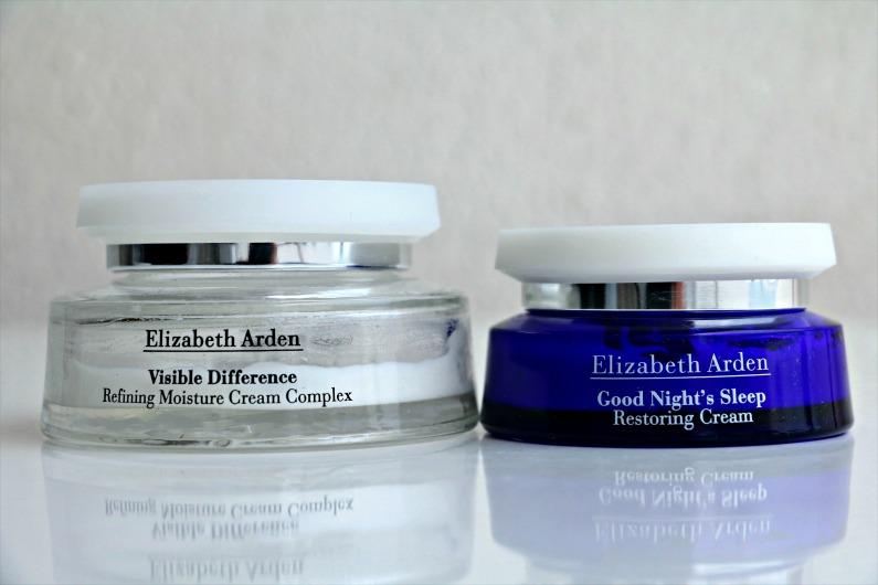 Elizabeth Arden Creams and Lip Balm