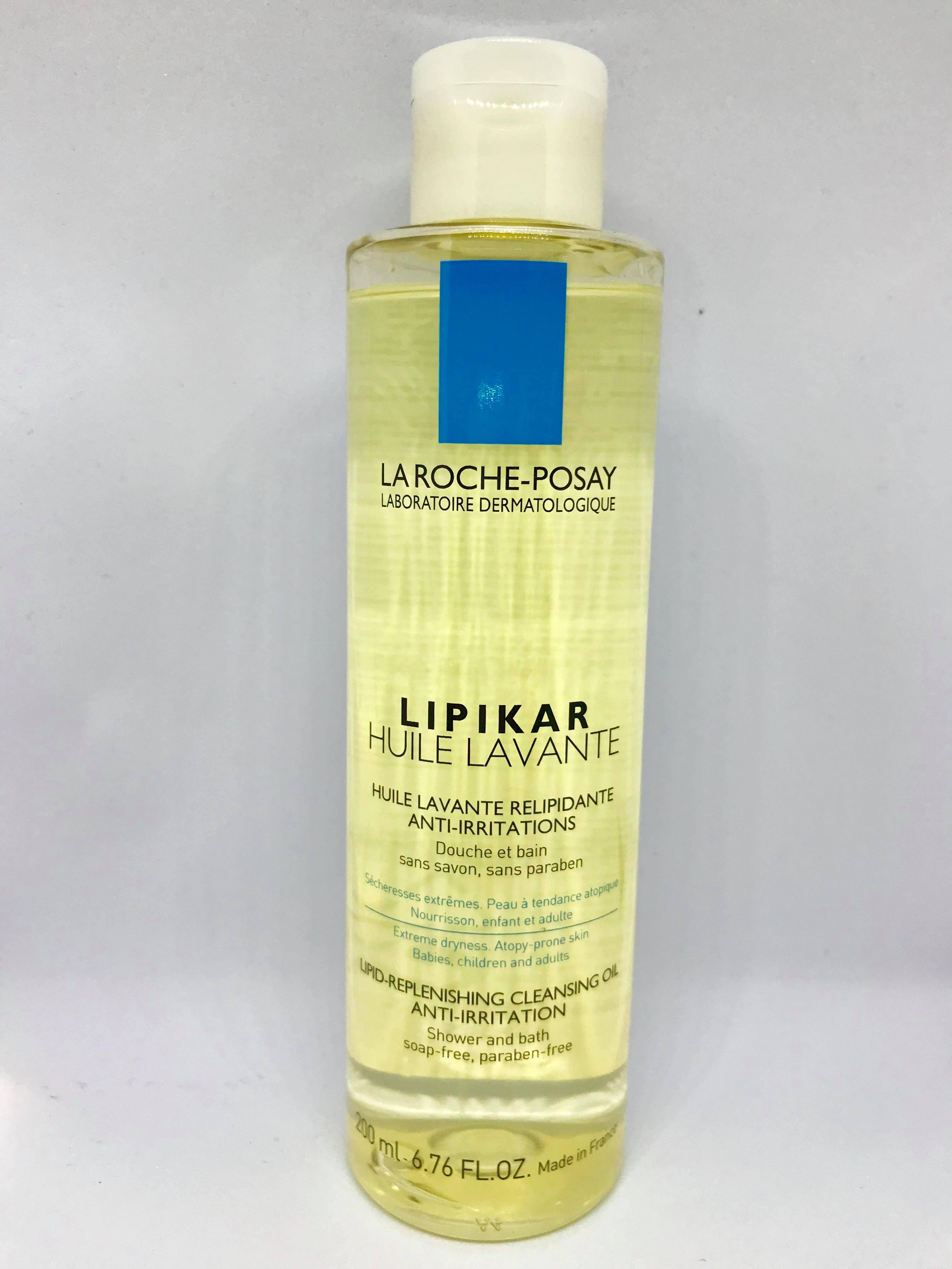 La Roche-Posay Lipikar Huile Lavante  Lipid-Replenishing Cleansing Oil